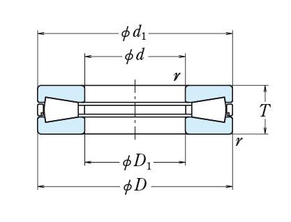 Bearing 440TTF6001