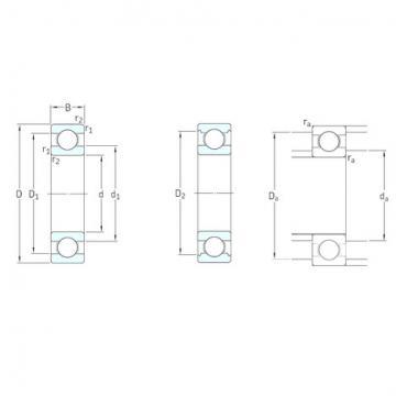 Bearing D/W R166 SKF