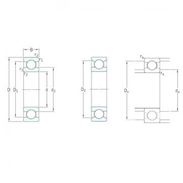 Bearing D/W R168 SKF