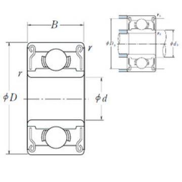 Bearing 638ZZ ISO